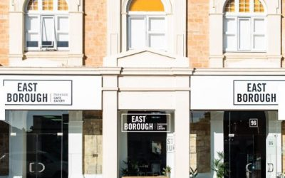 East Borough – New Iconic Eastside Cafe