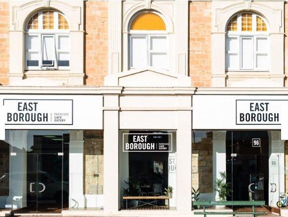 East Borough – New Iconic Eastside Cafe
